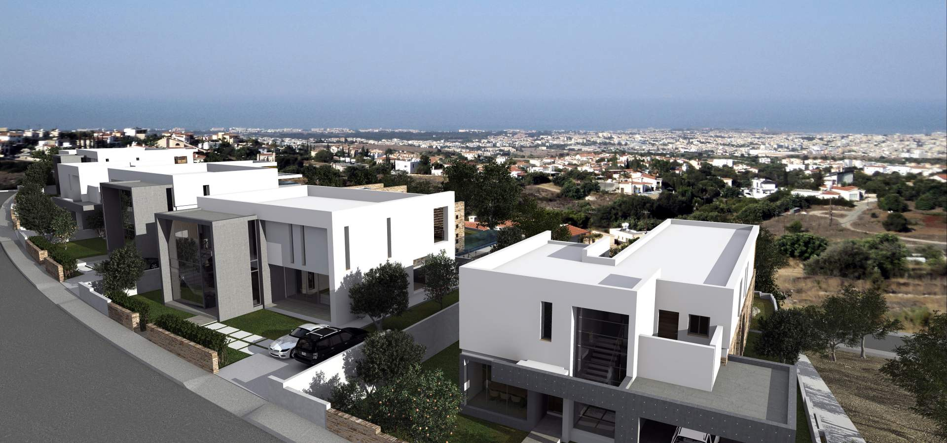 Konia Modern Luxury Residences General View