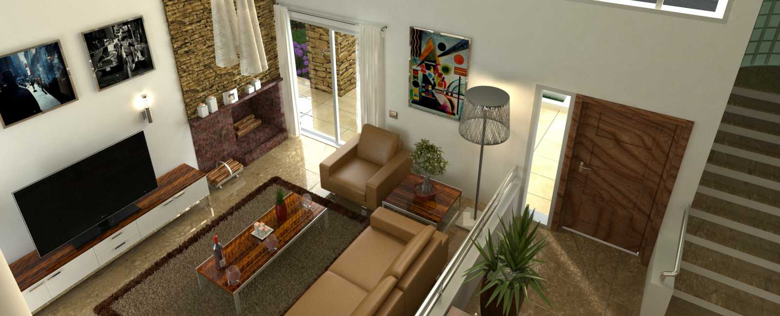 Living room type 10