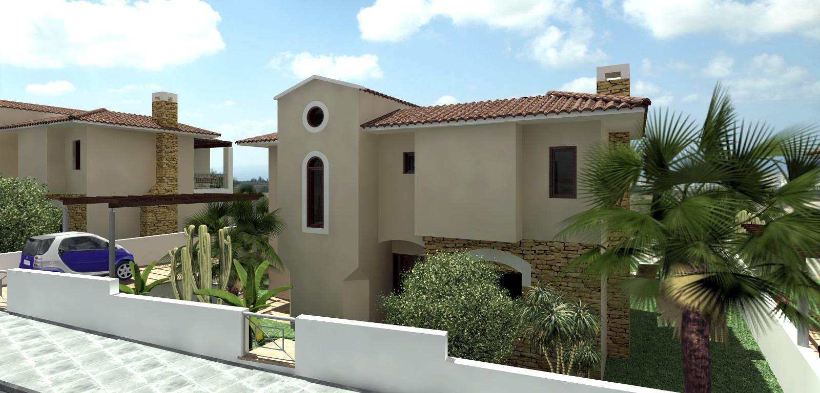 Вілла 157 m² на Кіпрі