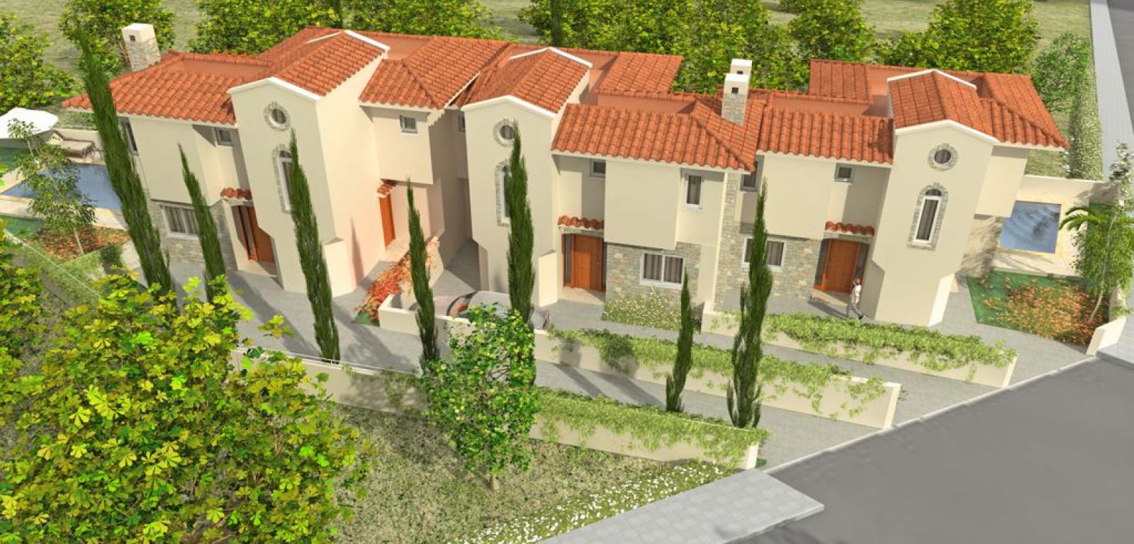 Вила 122 m² В Пафосе