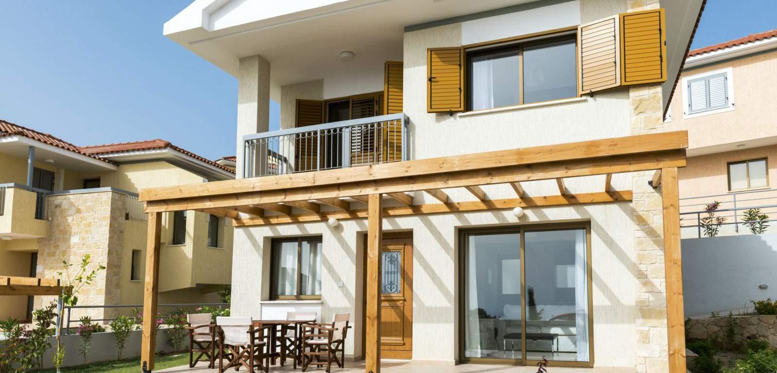 Вілла 93 m² на Кіпрі