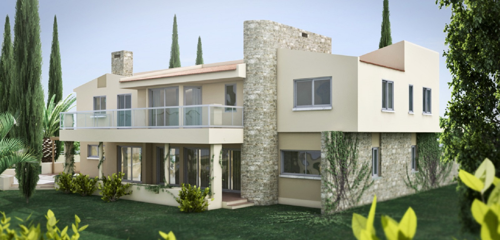 Вилла 409 m² на Кипре