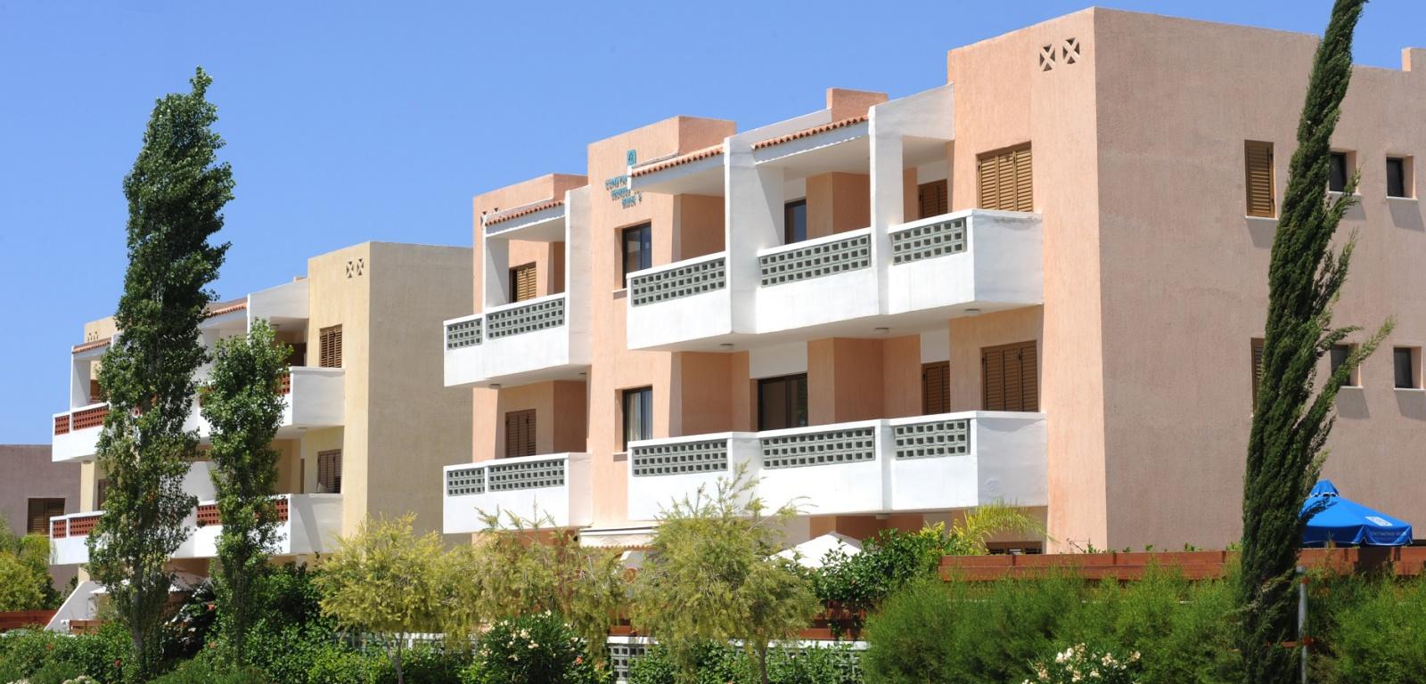 Wohnung 82 m² in Zypern
