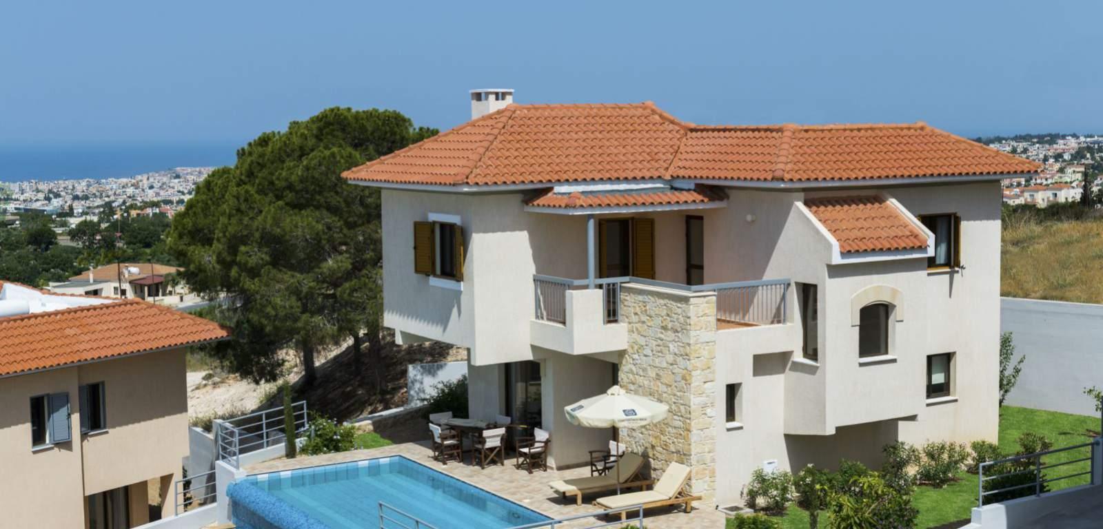 Вілла 135 m² на Кіпрі