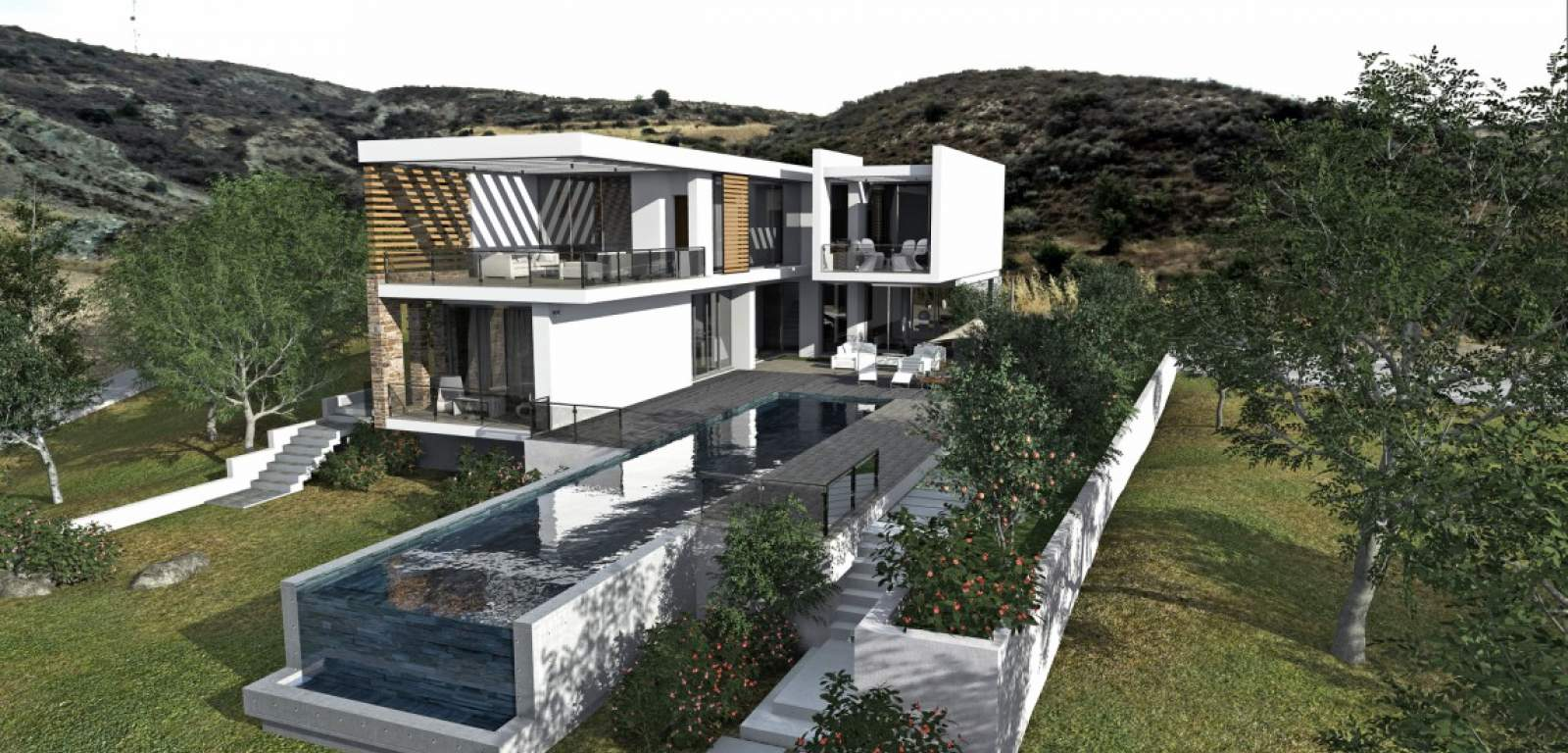 Willa 323 m² w Pafos
