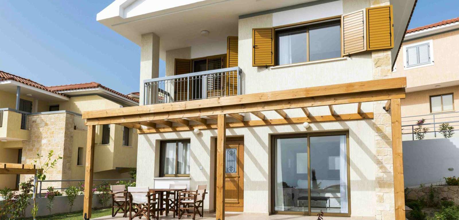 Villa 93 m² in Cyprus