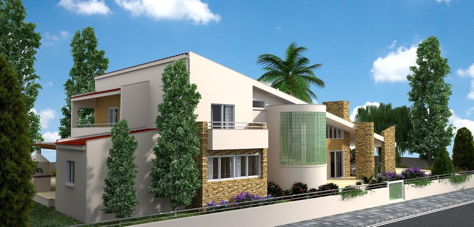 Villa 385 m² in Paphos