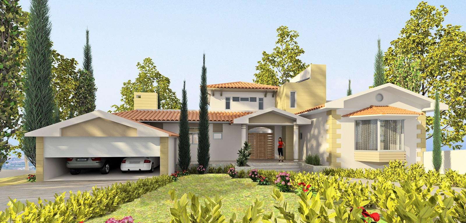 Вілла 535 m² на Кіпрі