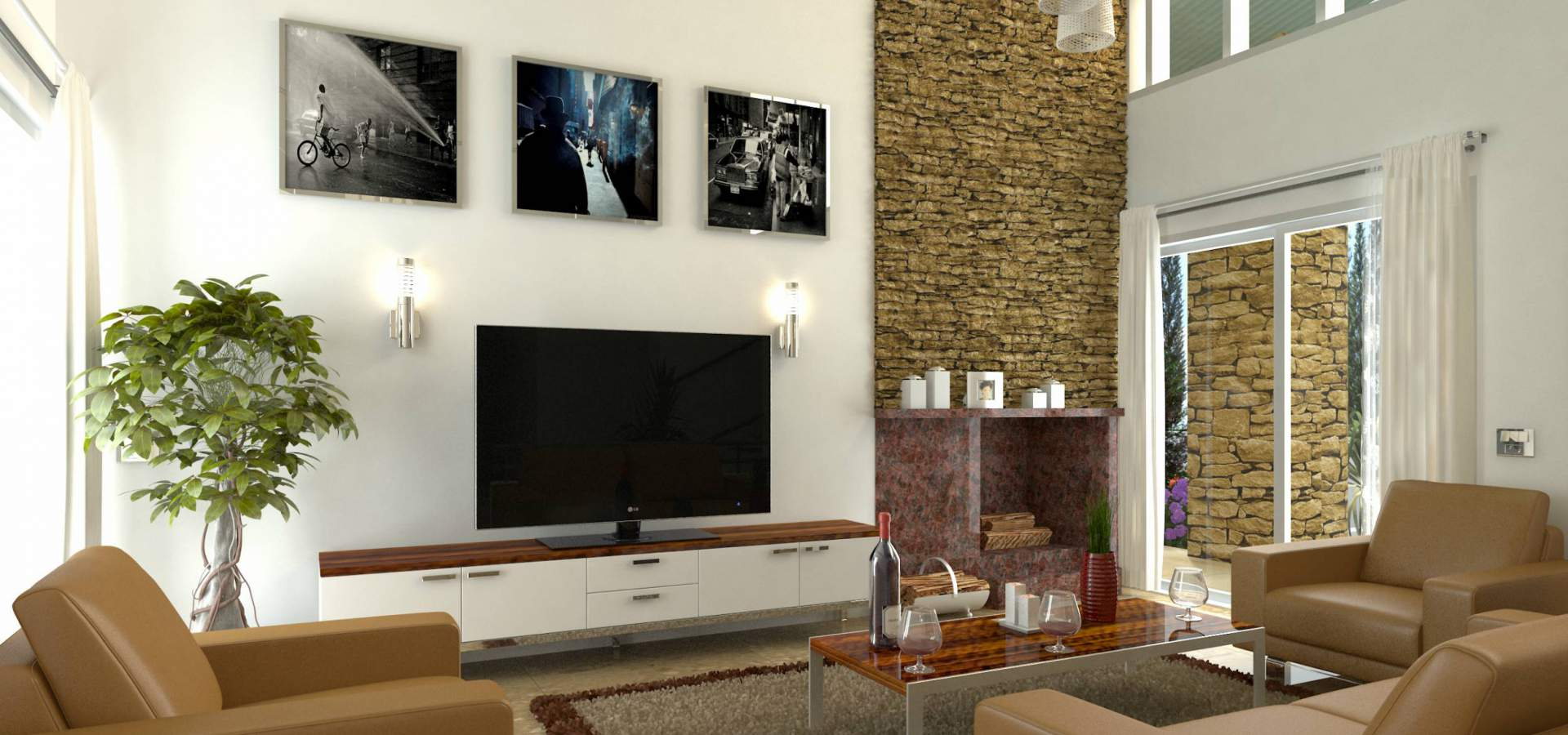 Konia Luxury Houses Interior Design