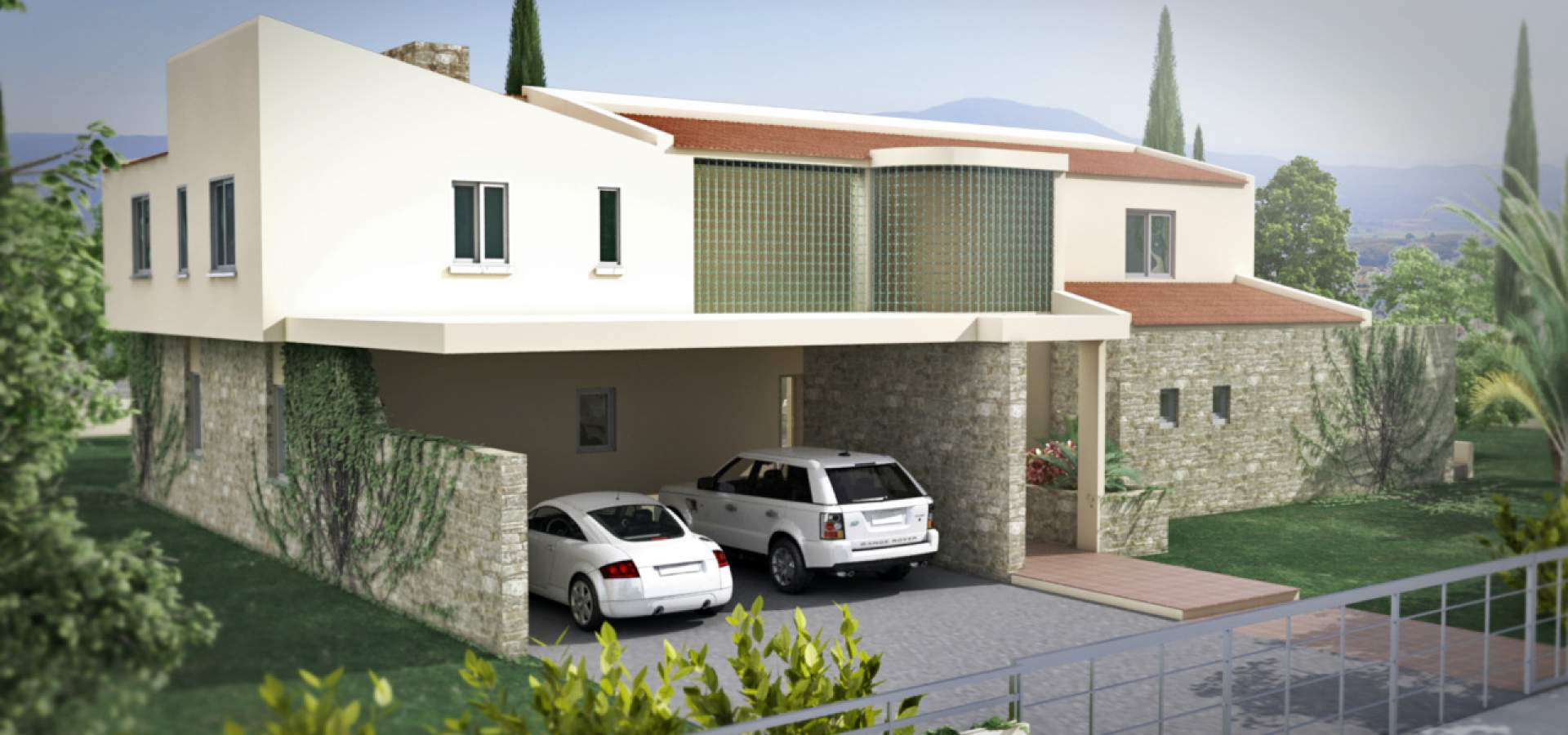 Konia luxury cyprus houses constantinou bros properties for Houses images pictures